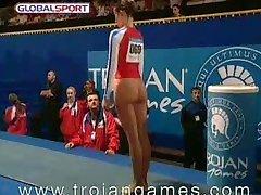 Funny Sex Gymnastics Vault