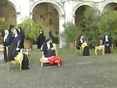 The Nuns True Foolery by snahbrandy