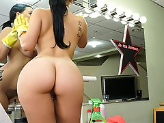 Kimmy Kush in Thick Latina Maid Enjoys First Day - BangBros