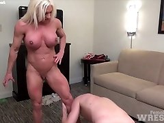 Ashlee Chambers - Wrestling Lessons