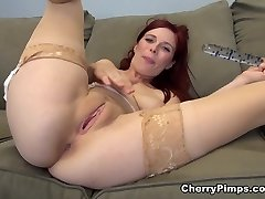 Exotic pornstar Penny Pax in Hottest Solo Girl, Stockings porn flick