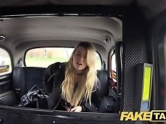 Fake Taxi Cute blonde tax inspector likes kinky rough romp