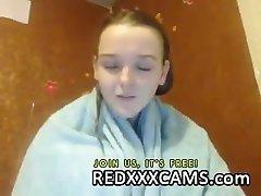 Söt tonåring i webbkamera - Avsnitt 129