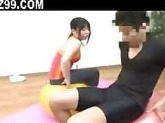 OL seduced fucked by gym coach 02