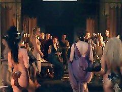 Spartacus: cena de Orgia 01