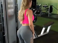 yes!!! fitness hot ASS hot CAMELTOE 41