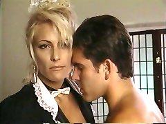 TT tüdruk unloads tema välimus blond milf Debbie Teemant
