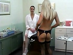 Lesbo Nurse takes advantage PT1 DMvideos