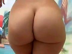 Phat Ass White Doll