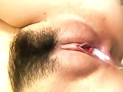 Japanese babe creampie compilation 3