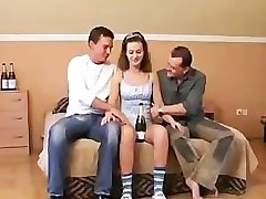 Extreme drunken college girl fucking_Drunken-17