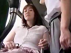 Masturbace V AUTOBUSE