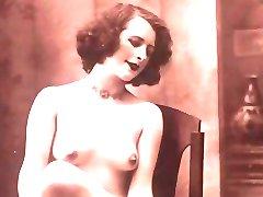 Vintage Nudes - Fin du Siecle