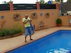 Pool party threesomes - Kemaco Studio