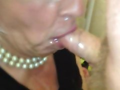 cum cock in mouth