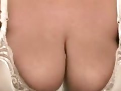 Hot busty big boobed horny babe dostane part1