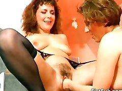 Two lesbian sluts satisfying each other part3
