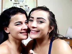 brazilian lesbiene adanc saruta