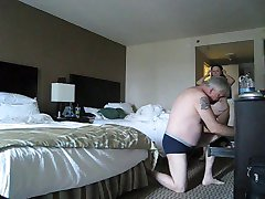 Hidden Cam - Hotel Room