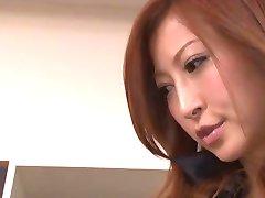 AzHotPorn.com - Piękna Sekretarka, Która Wstydliwie Mokry