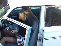 Sexy Merri-Car Trouble Pt 02