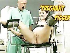 incinta bagnato
