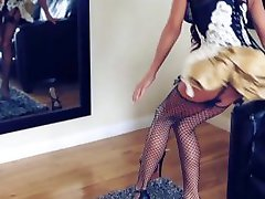 FANTASY HD French Maid fucked while she works