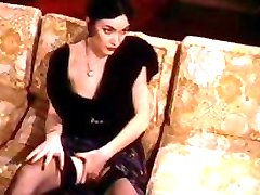 Vintage video telling about the sex adventures of the rich and the famous