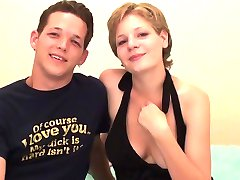 August and Steve are two cute teens having fun for the cam - Homemade Media