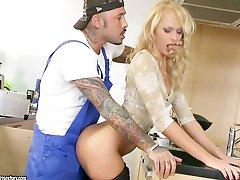 plumber sex