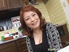 AzhotPorn.com - Hardcore BBW asian Mature Woman