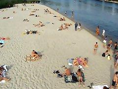 Kijev Nudistička plaža pregled