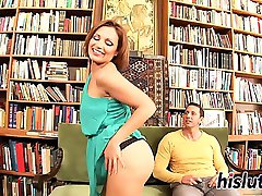 Foxy Sylvia get her hirsute pussy penetrated