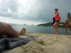 beach reactions, part 3