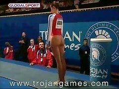 Grappig Seks Gymnastiek Kluis
