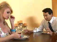Hot Wife Cockold Husband with BBC