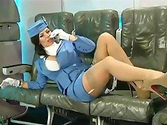 Linda Leigh british pussy