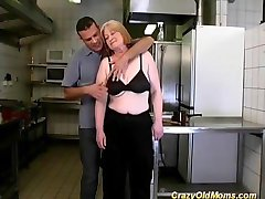mom needs a extreme sex lesson