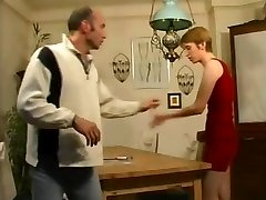 stepdaughter Helps stepdad Forget About His Pornography Mag !