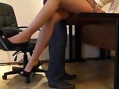 Magnificent Super Hot Secretary Candid Camera