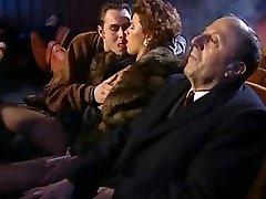 Xxl Orgy in Movie Theater
