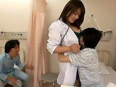 Nurse and naughty studs