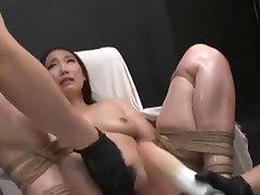 Asian Made to Orgasm WF