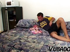 MATURE WOMEN FUCKS WITH YOUNG STUD !!