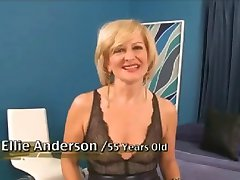 BBC Anal For Mature Ellie