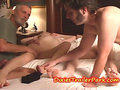 This DADDY loves our sweet TEEN FEET