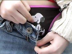 Teen Finger Pussy In Public (Innerworld)