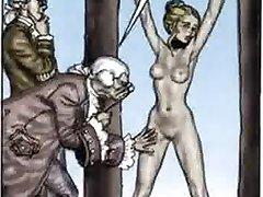 Ερωτικά Δεσμά Κόμικς Hardcore Σεξ