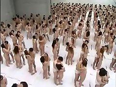 Big Group Hump Orgy