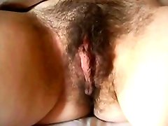 Russian Hairy Wife! Amateur!